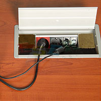 EPX-11 Concealed Power Dock Station