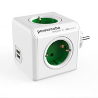 PWC1 PowerCube 4 Power + 2 USB Charge